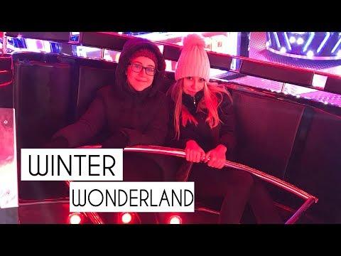 Londra Vlog #3 Winter Wonderland'e Gittik! | Zeynep Balkız Abacı