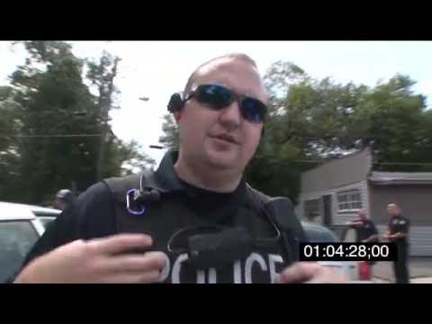 Police POV Chattanooga Pursuit