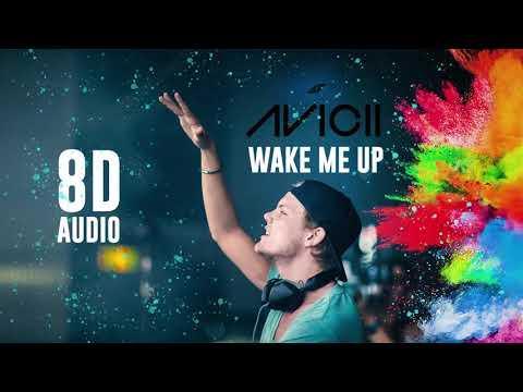 Avicii - Wake Me Up   8D Audio [ Use Headphones 🎧 ]    Dawn Of Music   