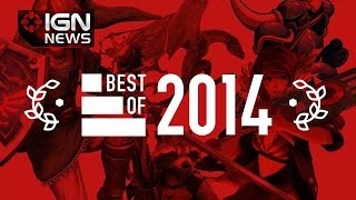 The Best-Reviewed Games of 2014 - IGN News
