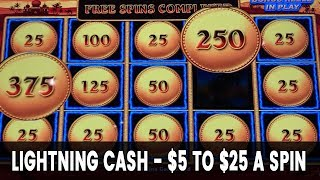 🤑 Up to $25/Spin ⚡ LIGHTNING CASH BONUS! 🤔 Is It Worth The RISK???