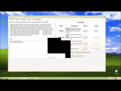 Genetic Panel Analysis Tool (GPAT)
