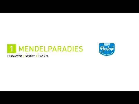 "1° stage ""Mendelparadies"" 2020 - Volo d..."