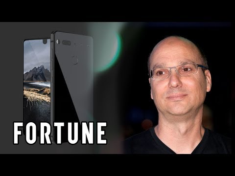 Andy Rubin Has Built Your Essential Phone I Fortune