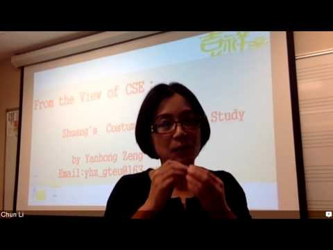 Sustainable Entrepreneurship of Zhuang's Clothing and Creative Industry Part 1_1