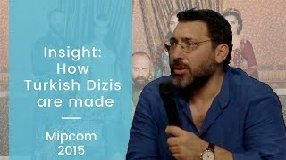 Insight: How Turkish Dramas Are Made ❖ Mipcom interview ❖  English