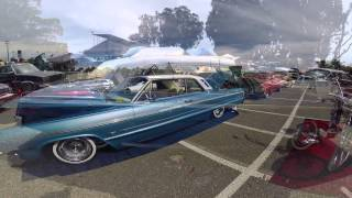 STREETLOW MAGAZINE CAR SHOW SALINAS, CA  MARCH 9, 2014 LET ME RIDE TOUR