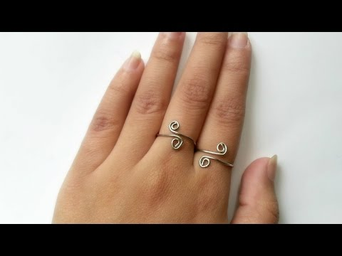 Create Fun Paperclip Rings - DIY Style - Guidecentral