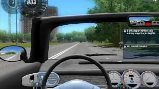 City Car Driving 1.3.3 Daewoo Joyster Üstü Açık Araba Yaması İndir [Oyunmodlari.com]