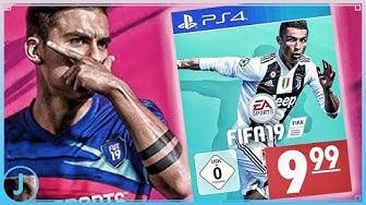 FIFA 19 für 9,99 € ! Diese  5 Angebote solltest du kennen !