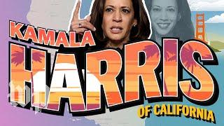 The political journey of Kamala Harris