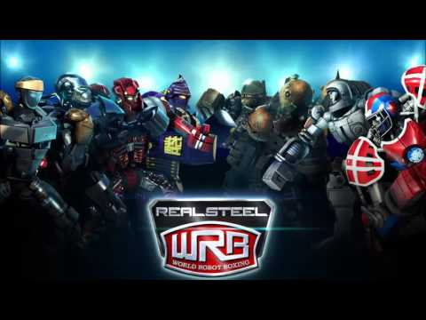 Real Steel World Robot Boxing OST  Fight Theme 2