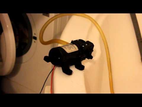 Водопроводный насос 12 вольт