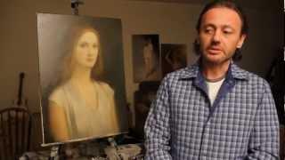 В библиотеке имени Грина открылась выставка картин начинающих художников(ГТРК Вятка)