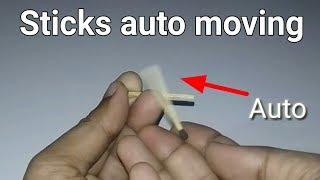 WOW! HOW TO DO MATCH AUTO MOVING IN YOUR HAND? amazing magic tricks ever