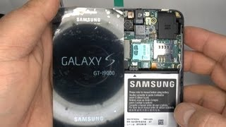 Galaxy S i9000/9001 Disassembly & Assembly - Touch Screen/Display & Case Replacement