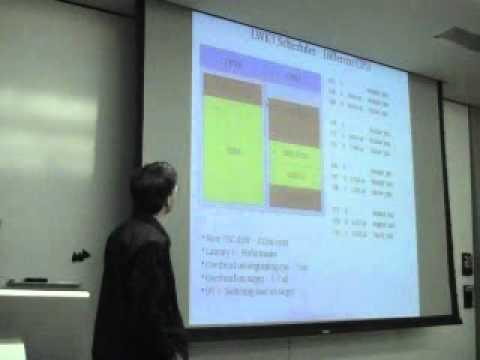 BayLISA December 2005 SBC - DragonFly BSD with Matt Dillon