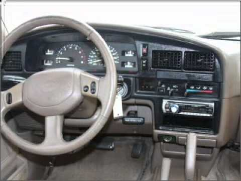 1994 Toyota 4runner Pinellas Park Fl Youtube