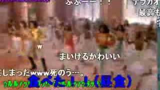 マイケルジャクソンがてってってーを歌ってみたよ【ニコ動コメ付】 thumbnail