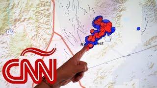 Sismo de magnitud 6,4 en California, ¿cuántas réplicas tendría?
