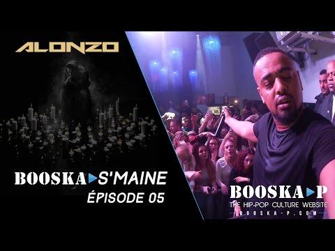 Alonzo : Dans les coulisses d'un showcase ! [Episode 5/5]
