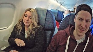 AWKWARD THINGS PEOPLE DO ON PLANES