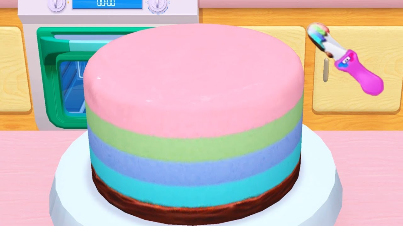 Learn How To Make Cakes My Bakery Empire Kids Game Kids Fun Bake