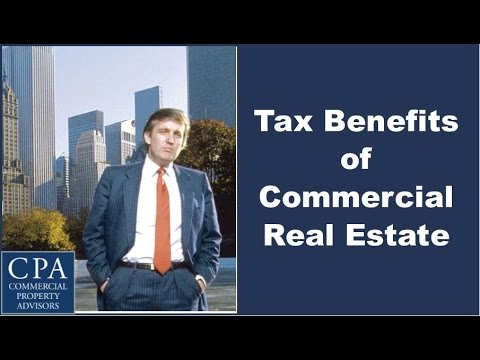 Tax Benefits of Commercial Real Estate