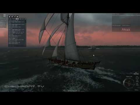 Naval Action Gameplay #01 Sails Up