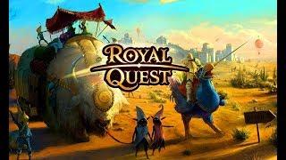 я Royal Quest! ,А НЕТ  Гайд(Обзор) НА ИГРУ БОГОВ