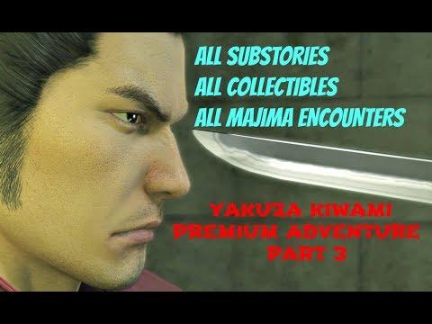 yakuza 0 the innocent hook up