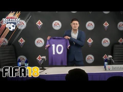 FIFA 18 MODO CARREIRA | NOSSO PROMISSOR CAMISA 10 FOI CONTRATADO!! #EP3