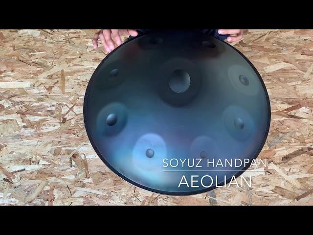 Soyuz Handpan Aeolian