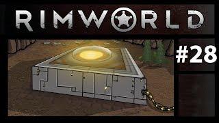 Zagrajmy w Rimworld #28 - Generator Anty-materii