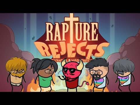 Rapture Rejects (4-Player Gameplay)  - #1 - Fight Your Way Into Heaven! |