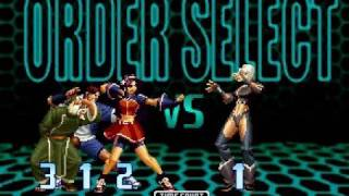 KOF 2002 Arcade Run - Psycho Soldier Team 2/3