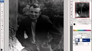 Уроки Adobe Photoshop CS3 - урок 16 - Adjustment, Layers