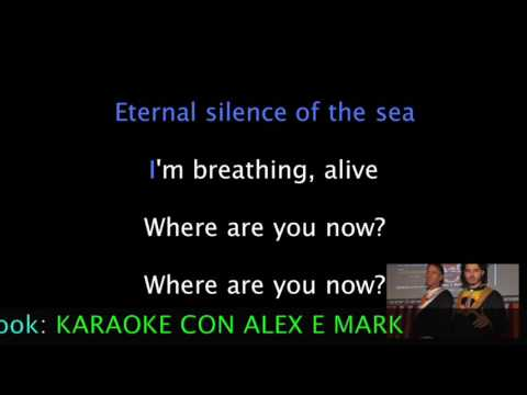 ALAN WALKER - FADED ( karaoke ) LOWER KEY - HD/HQ best quality - lyrics