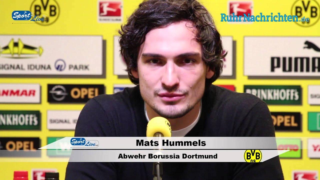 BVB Pressekonferenz vom 29. November 2012 vor dem Spiel FC Bayern München gegen Borussia Dortmund