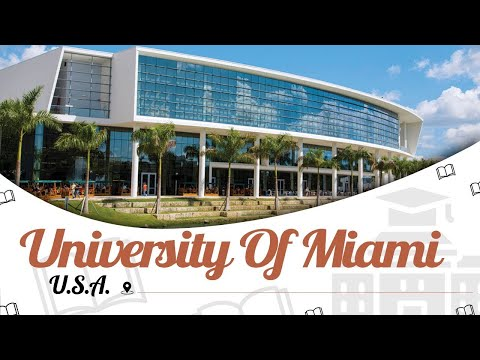 University of Miami, USA   Campus Tour   Ranking   Courses   Fees   Scholarship   EasyShiksha.com