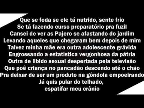 Eduardo - Depósito dos Rejeitados (Letra)