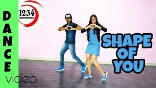 Ed Sheeran / Shape Of You / Choreographed By Madhu