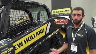 Introducing the New Holland L234 Skid Steer Loader