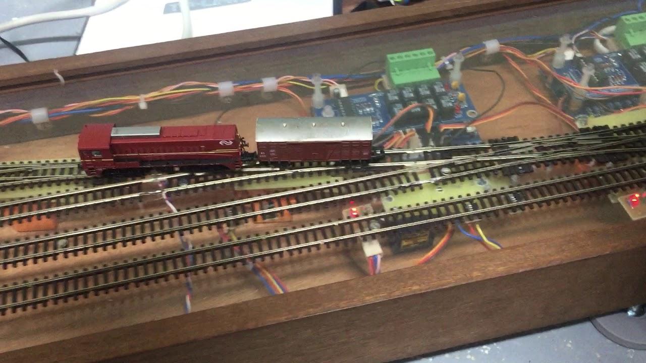 gca145-en [Innovative Model Railroad Control System]