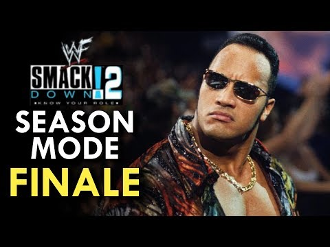 WWF SmackDown! 2: Know Your Role - Season Mode - FINALE!