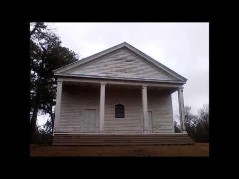 Ghost town of Mt. Zion  Ga.