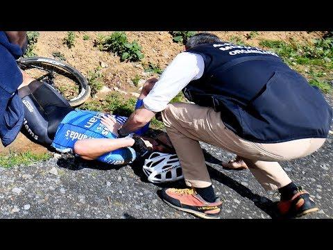 Велогонщик Михаэл Голартс умер после гонки «Париж-Рубе»