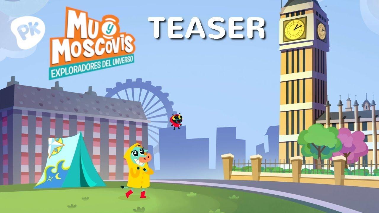 Teaser | Mu y Moscovis: El llamado de Londres | Dibujos Animados | PlayKids en Español