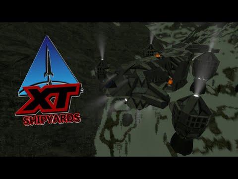 Vector thrust transporter - Space Engineers |