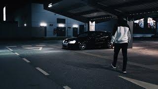 Night rider | Bagged Golf Mk5 R32